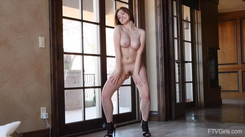FTVGirls Aria Dancing Naked